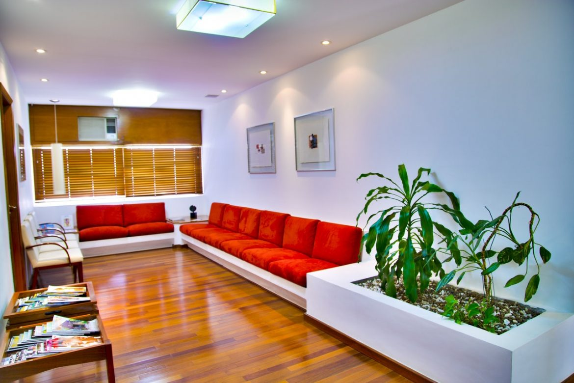 First Impressions Count: How To Spruce Up Your Reception Area